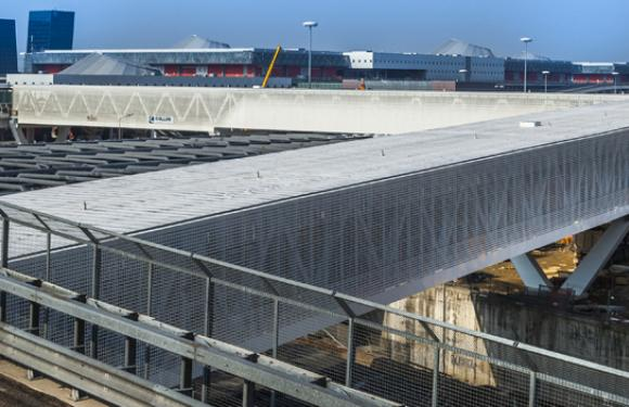 01. Footbridge for Expo 2015, Milan (Italy)
