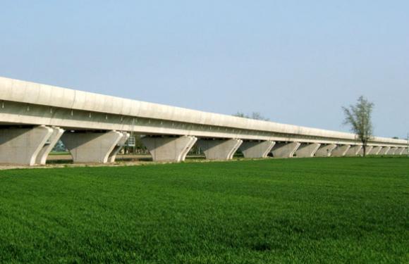 03. Piacenza Viaduct, Piacenza (Italy)