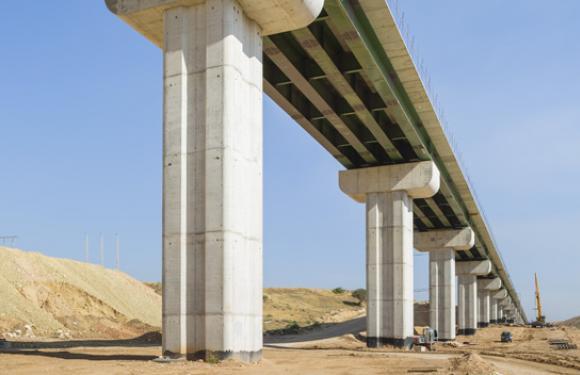 06. Train line viaduct, Qued Tlélat-Tlemecen (Algeria)